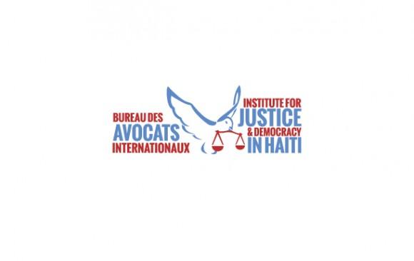 Institute of Justice and democracy in haiti